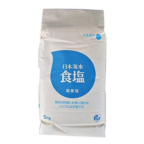 Rasalhanut 日本海水 食塩 5kg