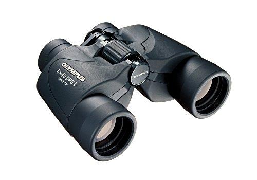 Olympus 8x40 DPS-I - Prismáticos, zoom óptico 8x, Negro