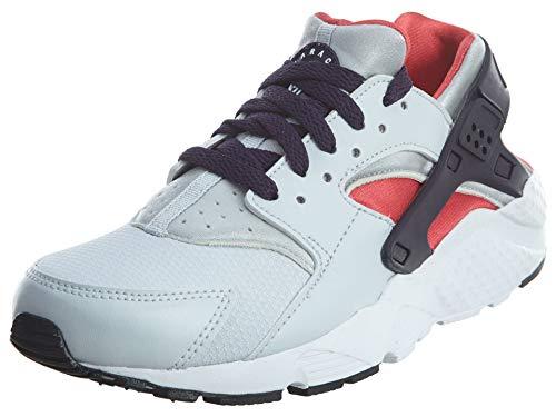 Nike 654280-009, Zapatillas de Trail Running Niña, Gris (Pure Platinum/Purple Dynasty/Ember Glow), 38 EU