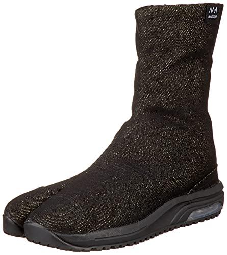 [マルゴ] 地下足袋 祭りたび エアークッション 国産デニム エアージョグV(ファイブ) 小馳 6枚 BZ 25.5 cm 2E