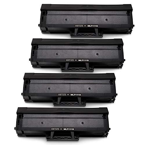 Hitze Samsung MLT-D111S MLT-D111L D111 D111S Cartucce 4 Toner Compatibile per Samsung Xpress M2070 M2070FW M2026W M2026 M2020 M2070W M2070F M2022W M2022 M2020W M2070HW M2071 M2078W