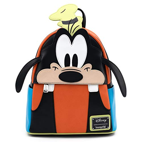 Loungefly Disney Goofy Cosplay Womens Double Strap Shoulder Bag Purse