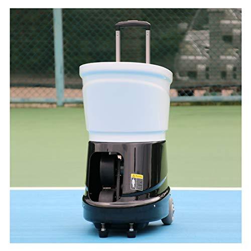 Intelligente Tennisballmaschine   Trainer for Tennistrainer   Batterie Mit Großer Kapazität   Mit Fernbedienung   Sportmaschine   Geeignet for Die Schule Fitnessstudio Zu Hause