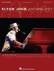 Elton John Anthology: Easy Piano