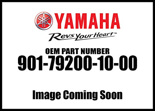 Yamaha 90179-20010-00 Mutter; 901792001000 von Yamaha