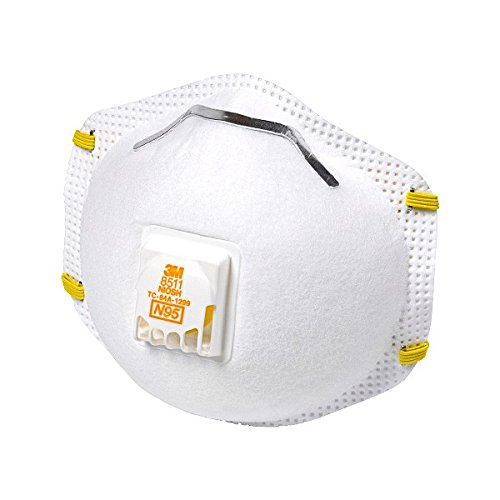 3M 8511 DISPOSABLE MASK, (3 No. PACK)