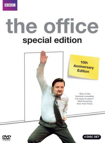 The Office: British Version Complete Series