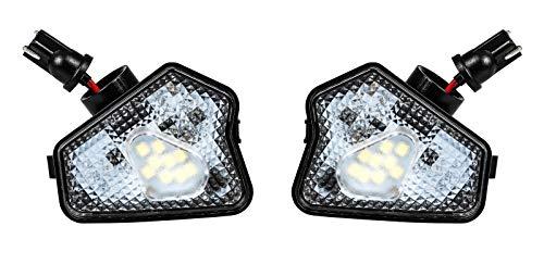 LED SMD Umfeldbeleuchtung Spiegel Umgebungslicht für W204 W176 W212 612