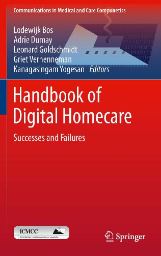 Handbook of Digital Homecare: Successes and Failures (Communications in Medical and Care Compunetics