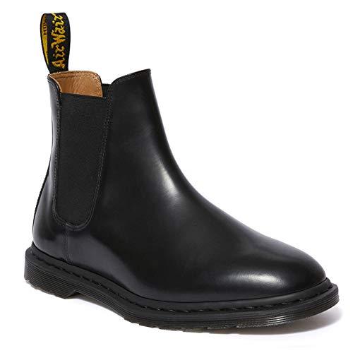 Heren Dr Martens Graeme II gepolijst zacht leer Fashion Chelsea-laarzen - zwart - 46