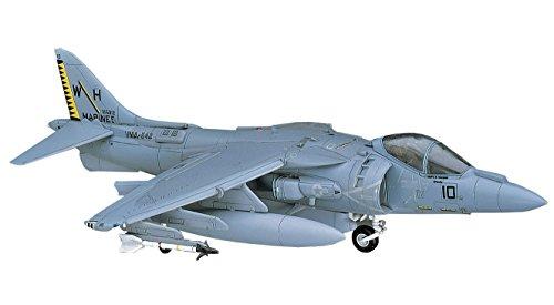 ハセガワ 1/72 アメリカ海兵隊 AV-8B プラス ハリアー II プラモデル D24