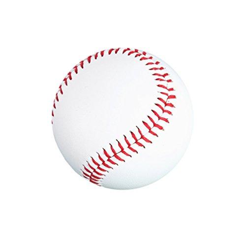 """runacc al aire libre práctica de béisbol suave entrenamiento pelotas de béisbol portátil con 2,75 """"Diámetro, apto para juego, práctica y entretenimiento"""