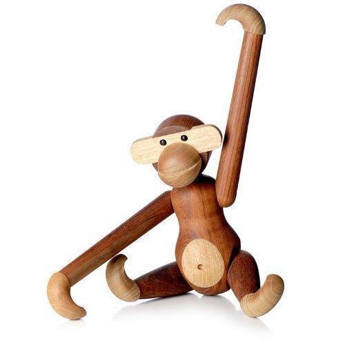 Rosendahl - Affe Spielzeug aus Holz von Kay Bojesen