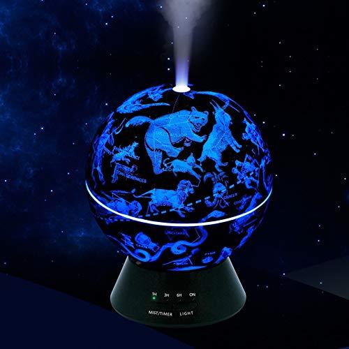 Luftbefeuchter Ultraschall Luftbefeuchter Home Globe Karte