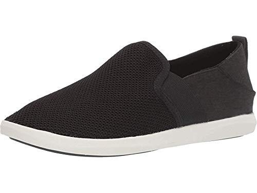 OLUKAI Women's Hale'iwa Pa'i Shoes, Black/Black, 10 M US