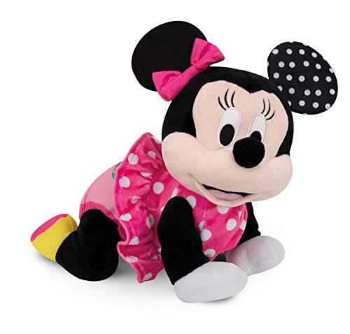 Clementoni-52335 Disney Baby Minnie 4 Pfoten