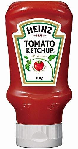 HEINZ『トマトケチャップ 逆さボトル』