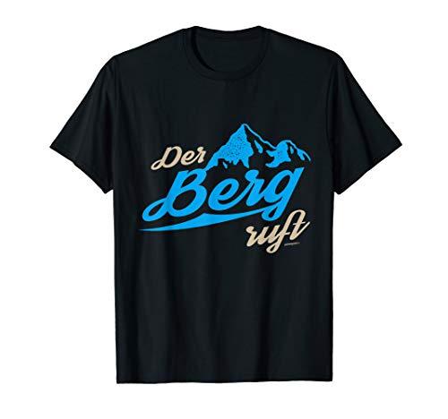 Trachten T-Shirt Der Berg ruft