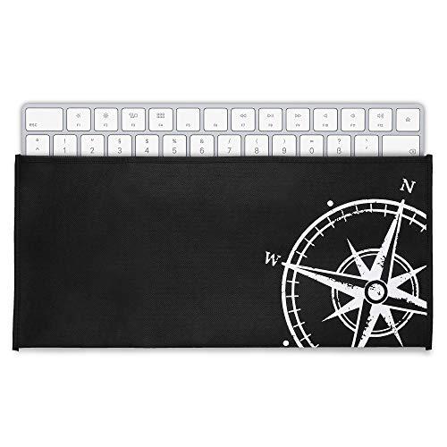 kwmobile Copritastiera Compatibile con Universal Keyboard - Copertina per Tastiera - Cover Proteggi Polvere - Custodia Keyboard