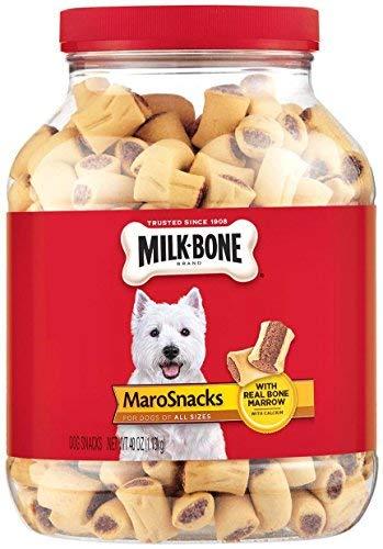 Milk-Bone MaroSnacks Dog Treats for Dogs of All Sizes 40 Ounces