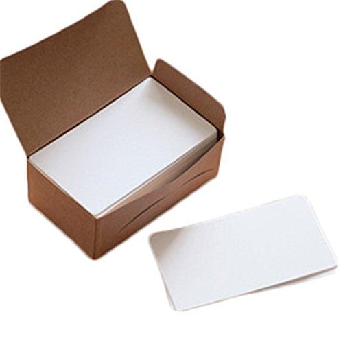 25 Blanco Tarjetas Blancas Con Sobres Pack 150 Mm X 150 Mm