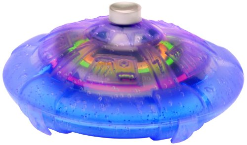 Infinity Spinning Top (Colours Vary) - Juguete Educativo de física (Funtime Gifts ET7900) (versión en inglés)