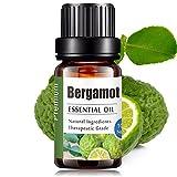 Aceites Esenciales de Aromaterapia - Natural 100% de Aceite Esencial Natural Conjunto de Difusores y Humidificadores con Caja de Regalo Exquisita (UVa Natural, 10 ML) (Bergamota)