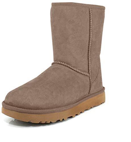UGG Classic Short Boots II, 10M, Brindle