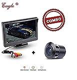 Eagle Car Screen Camera 4.3 Dashboard Screen Rear View Kit and TFT LCD