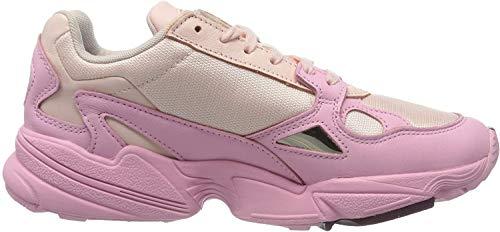 adidas Falcon W, Zapatillas para Mujer, Rosa (Icey Pink f17/true Pink/Chalk Purple 10013622), 38 EU