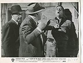 A Cry In The Night 1956 Edmond O'Brien Brian Donlevy Press Photo MBX 13