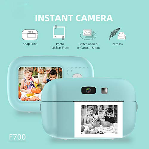 RONSHIN Instant Photo Camera Kindercamera Mini Speelgoed voor Polaroid Digitale Kleine SLR Camera Elektronische Accessoires