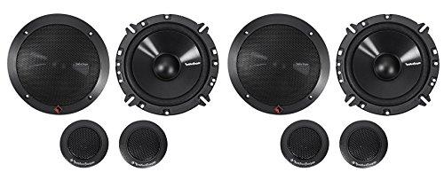 Rockford Fosgate Prime R16-S Audio Component Speakers
