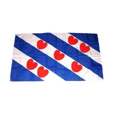Friesland 30 x 45 cm Flagge Niederlande Fahne