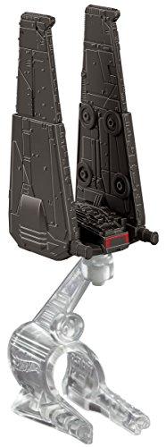 Hot Wheels Star Wars Kylo Ren\'s Command Shuttle Die-Cast Vehicle by Hot Wheels