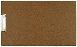 11x17 Hardboard Clipboard with 4