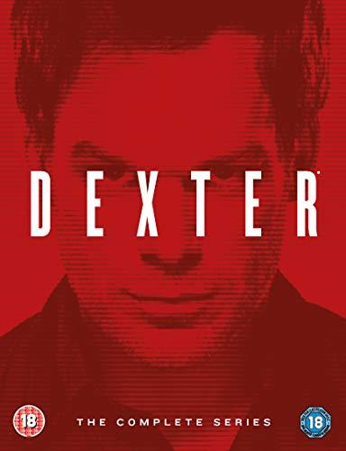 Dexter-Complete Seasons 1-8 [DVD-AUDIO]