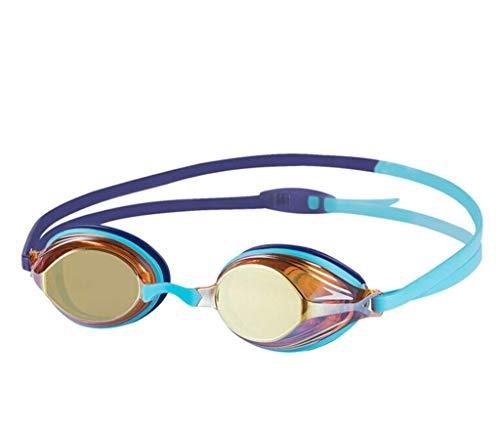 JBP max zwembril mannen en vrouwen Racing gecoate bril waterdichte anti-mist training competitie zwembril