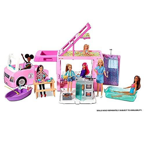 Barbie GHL93 - 3-in-1 Super...