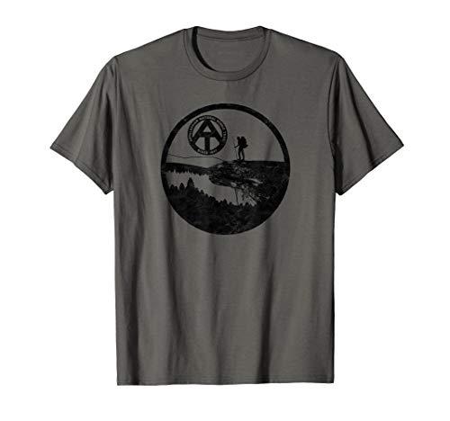 Appalachian Trail Hiker - McAfee's Knob T-Shirt