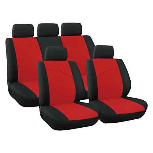 Xtremeauto® Sportsitzbezüge, Rot