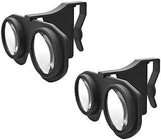 Virtual Real Store Google Cardboard, Gafas de Realidad Virtual 3D para Todos los Smartphones de 3,5 a 6 Pulgadas