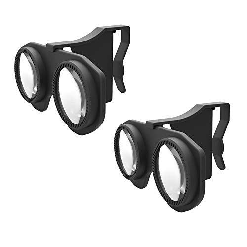 Virtual Real Store Google Cardboard, VR Headsets 3D Brille DIY Virtual Reality Headsets Box für alle 8,9-15,2 cm Smartphones