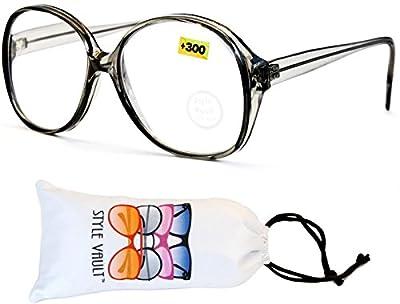 E3035-vp Style Vault Oversized Reading Eyeglasses