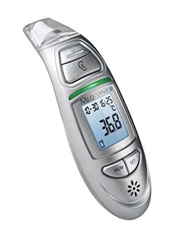 Medisana 76145TM Connect 750 Infrarot-Thermometer mit Bluetooth-Funktion