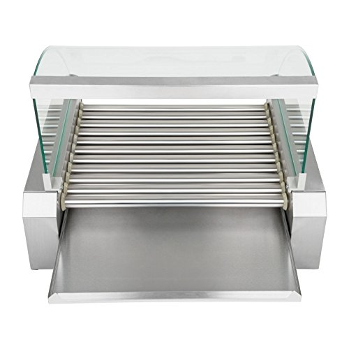 Helloshop26 3614096 Appareil machine à hot dog professionnelle, 2200 W