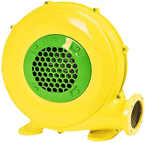 AZXC 480W Windmaschine Lüfter Elektrisch Für Aufblasbare Spielzeuge Gebläse Luftpumpe Druckventilator Luftgebläse Hüpfburg