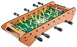 SSeir Mesa de fútbol de fútbol de y Bolas para Adultos, niños - Arcade Football Game Mobiliario de la Sala de Juegos para arcadas, Sala de Juegos, Bares, Fiestas, Noche de Familia