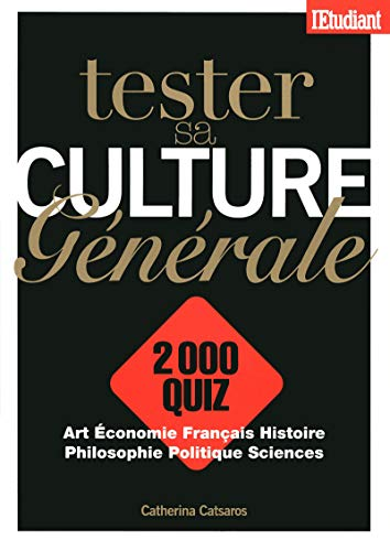 Tester sa culture générale