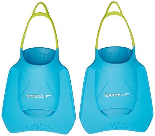 Speedo Fitness Tabla, Unisex Adulto, Turquesa/Lima (ponche)